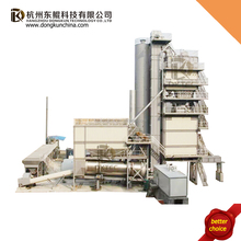 China Made certification ISO 9001:2008 asphalt plant layout made in china