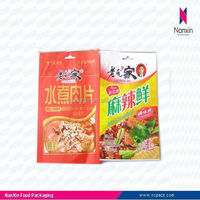 vacuum food plastic packaging bag,Packaging Bags