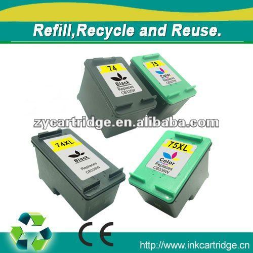 Computer consumables full ink cartridge compatible for Hp