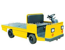 2T 4 Wheeled Electric Platform Truck