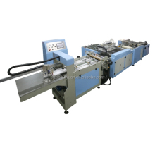 XY-550 Automatic Carton Box Making Machine