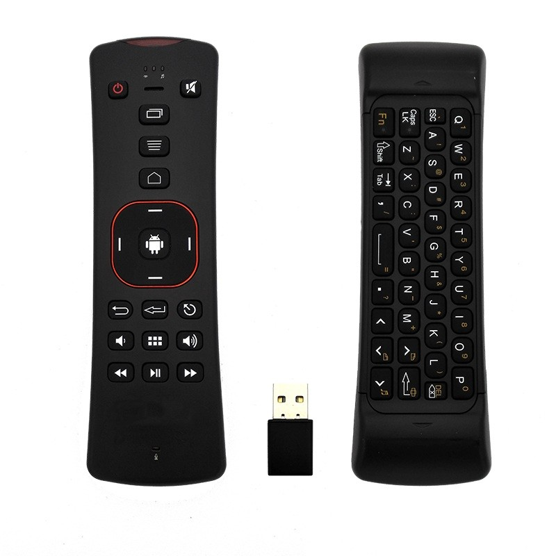2.4G Wireless Air Fly Mouse+Keyboard+Remote Controller For Mini PC