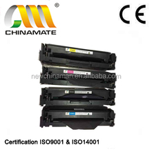Hot New Compatible Toner Cartridge for HP CF400A-CF403A