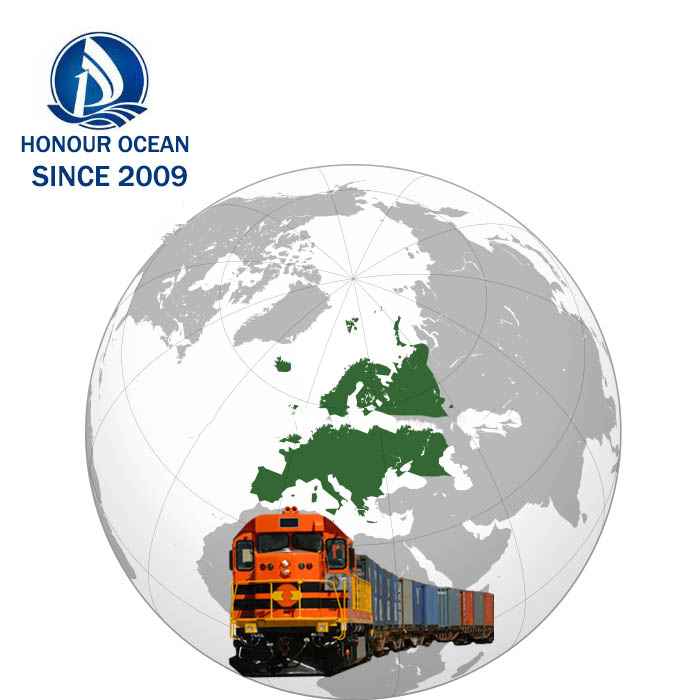 Wholesale Amazon Co uk Train <strong>Freight</strong> Shipping Cost china to Europe Door to Door DDP Delivery Service
