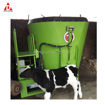 Cattle Cow Feed Mixer Machine for Animal Feed