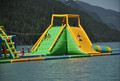 Best design customized inflatable water towers combo