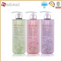 Washami 500ml baby body wash wholesale bath and body works products