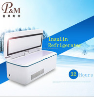 2015 New Design Mini portable medicine refrigerator for insulin and injection bottles Insulin carrier