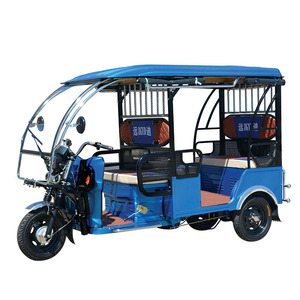 Adult Three Wheel Electric Tricycle for Passenger