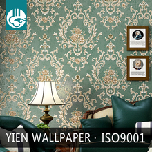 {China wallpaper manufacture} newest design wallpaper/ classic European wallcovering/ hot sale