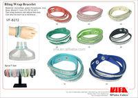 Bling Wrap Bracelet