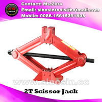 1T/2T Car Jack Use and Hydraulic Jack Type Scissors Jack for car
