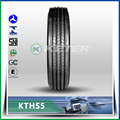 Keter brand famous Chinese brand truck tyre 275/70R22.5 have ECE DOT ISO