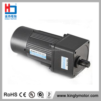 80Mm Asynchronous Ac Motor Shade Pole Ac Motor For Exhaust Fan