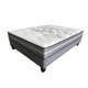 Rolling Packing Sleepwell Memory Foam Pocket Coil Spring Mattress