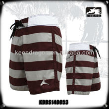 2014 high quality swimwear embroider beach swimming trunks
