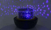 Fashion Rotatable LED Night Light Intelligent Projection Lamp 3 Mode Star Ocean Lamp LED Decoration Light