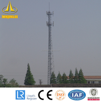 Tubular Telecommunication Tower