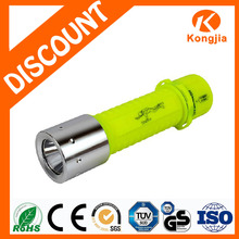 800Lumen 10W Plastic and Aluminum Rechargeable Underwater Cutting Torch