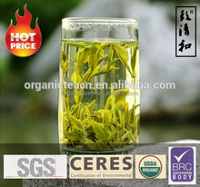 China Zhejiang slim fine hangzhou longjing green tea