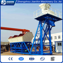 Skillful CE certificate mobile concrete batching plant