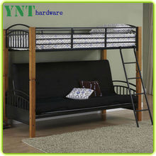 metal detachable bunk bed for home