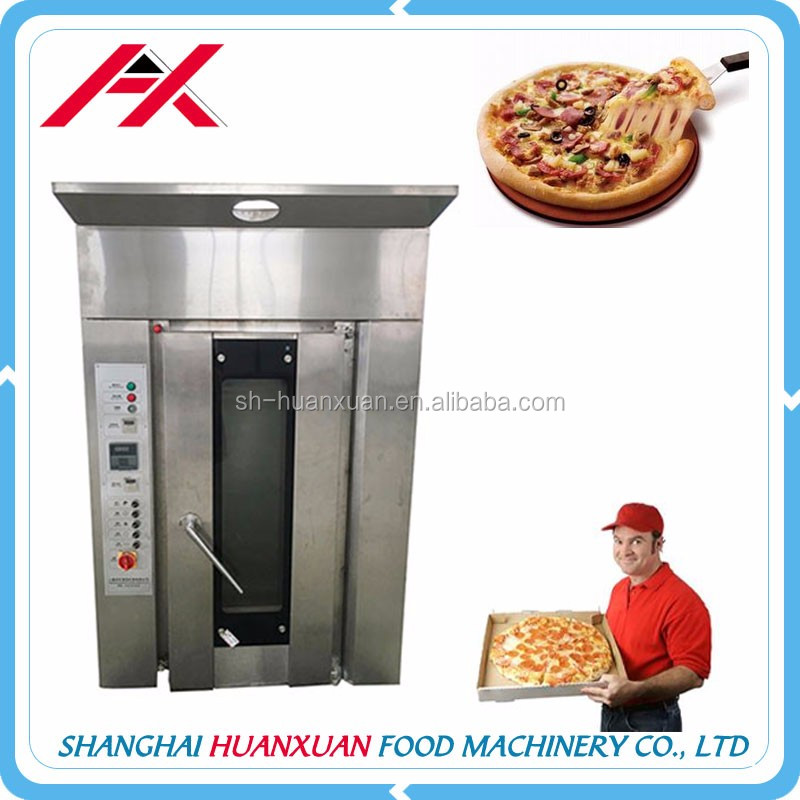Commercial Automatic Cookies Baking Gas Oven