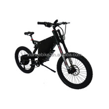 Strong 3000w enduro electric bike 24'' Fat tire ebikes with TFT color display