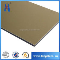 Whether proof aluminium composite panel roof