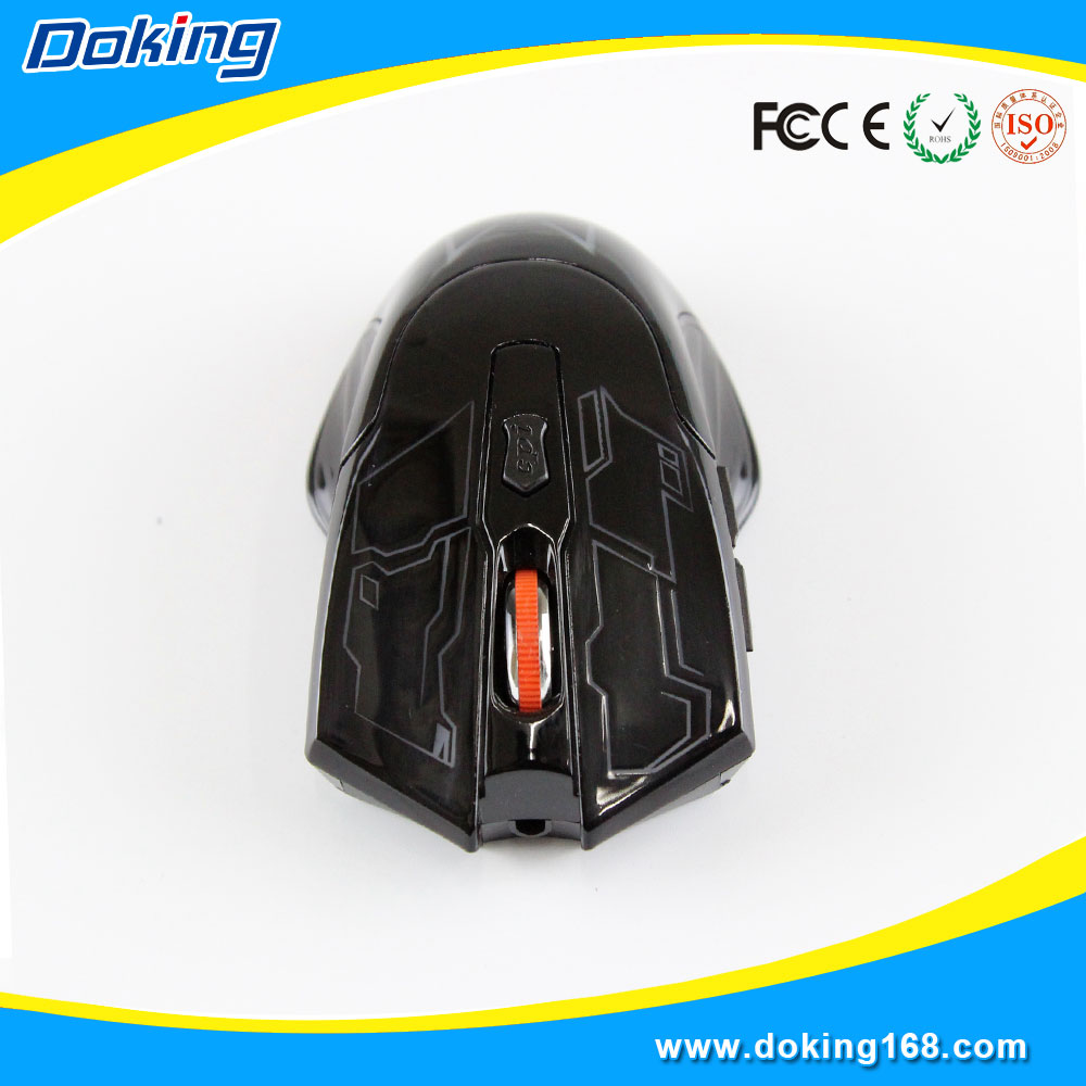 New arrival custom logo USB wireless mouse