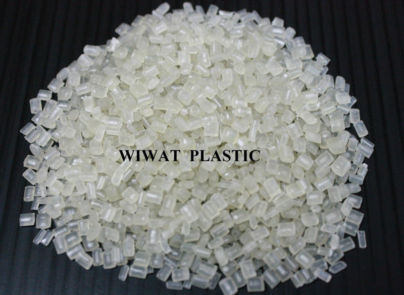 Recycled PP injection grade natural granule