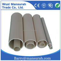 high quality favorable price plastic pvc pipes