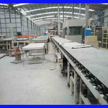 Gypsum board plant Manufacture by Chine Lvjoe company