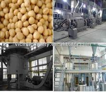 50 ton per day soybean complete set of oil making line