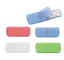 Mini Pill Box With Seperate Compartments
