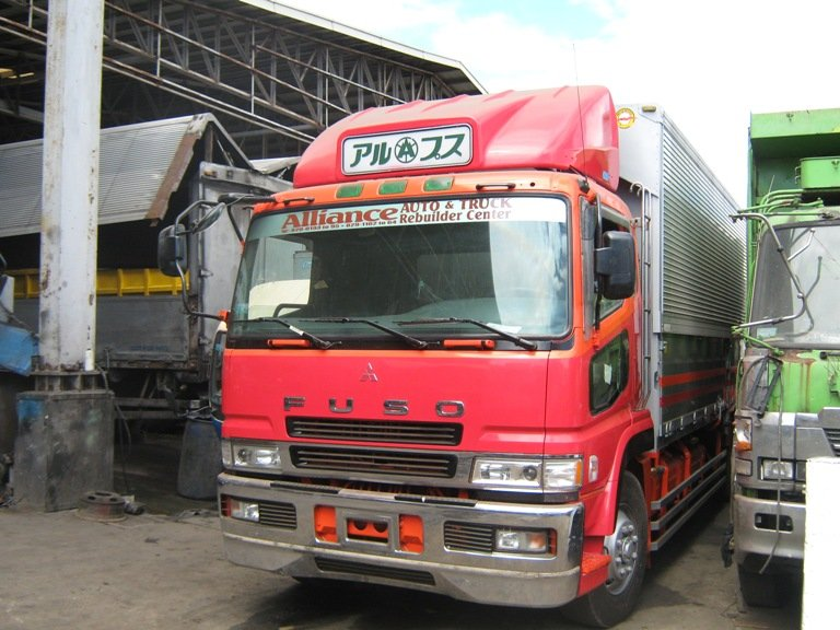 Japan Reconditioned Trucks