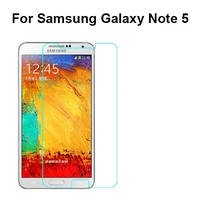 China new innovative product anti scratch screen protector for Samsung Galaxy Note 5