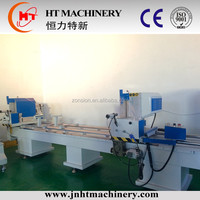 Double head mitre saw for 45 degree aluminium cutting machine double head