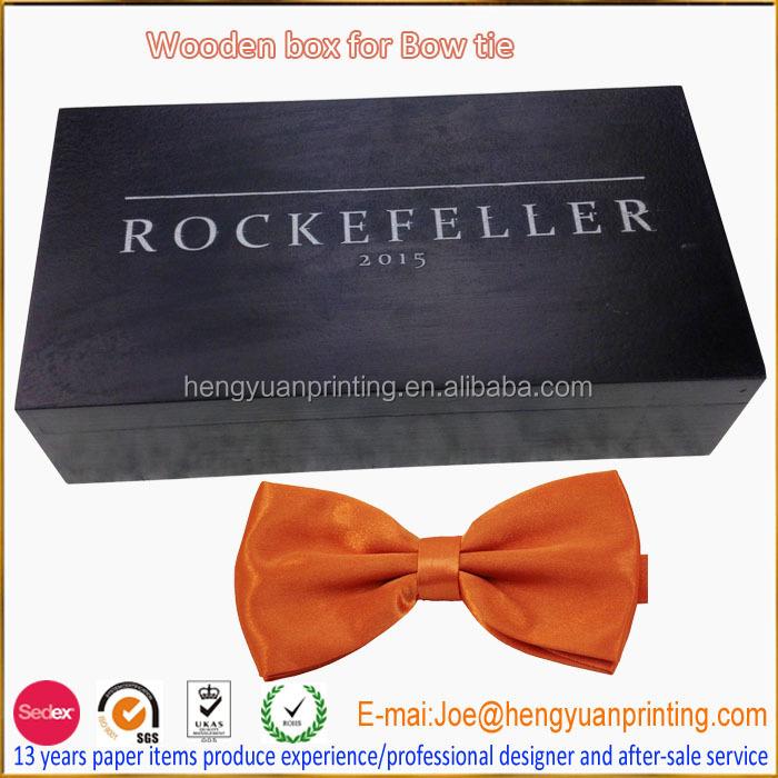 Wooden Bow U003cstrongu003etieu003c/strongu003e Storage U003cstrongu003eboxu003c