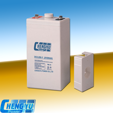 Rechargeable battery 2v 200ah lead acid agm battery for solar system