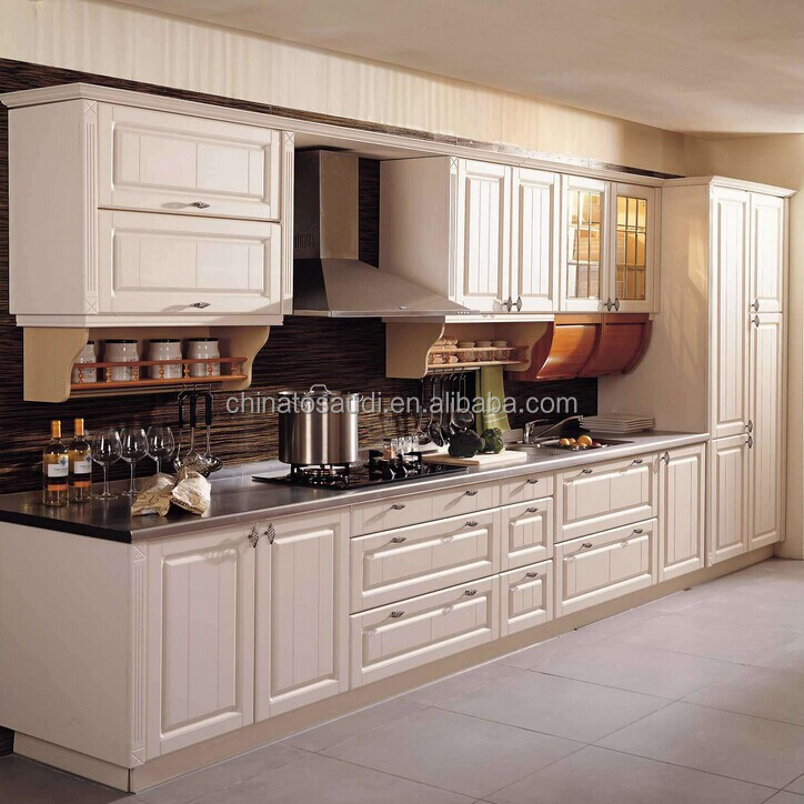 L shape type kitchen cabinet kithcen furniture cabinetry for Types of kitchen cabinets