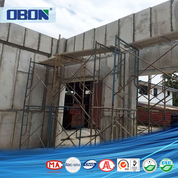 OBON soundproof commercial construction material partition wall