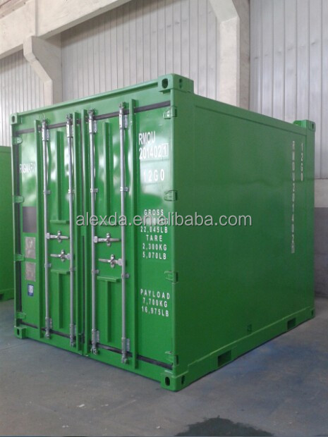 DNV2.7-1,EN12079 AND CSC CERTIFICATION 10FT OFFSHORE CONTAINER TOOLS CONTAINER