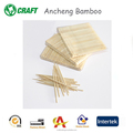 Plastic box single point toothpick bamboo wooden two point toothpicks