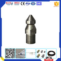 New Production Industrial Cleaning High Pressure Water Jet Nozzle
