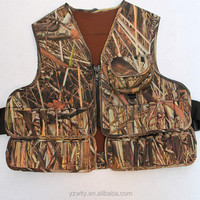 Tactical Neoprene Camo Hunting Vest