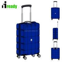 2015 New Design PP Trolley Luggage