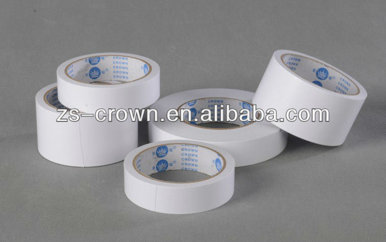 Double Sided Tissue Tape water based for foam lamination