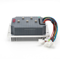Factory price high current 85A dc motor speed controller for electric tricycle/rickshaw /car