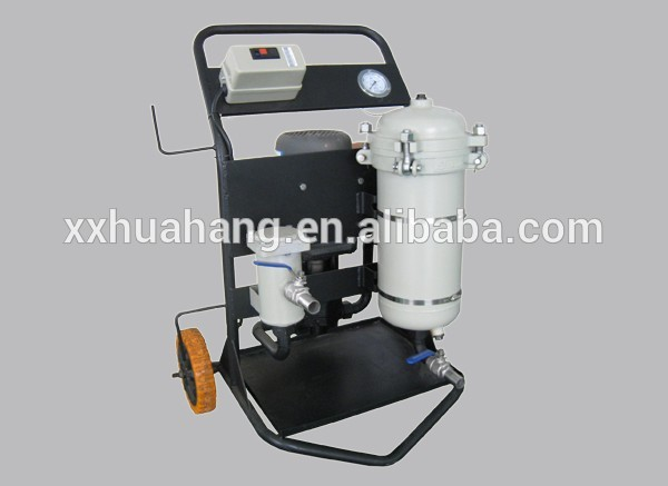Reliable And Model Portable Oil Purifier Machine